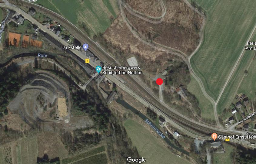 Mit Googel Maps navigieren…